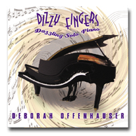 Dizzy Fingers CD cover
